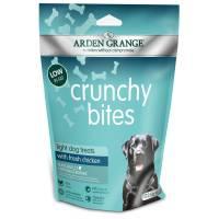 Лакомство Arden Grange Crunchy Bites низкокалорийное для собак с курицей - 225 г