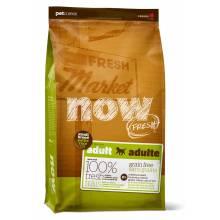 Now Fresh Small Breed Recipe Grain Free корм для взрослых собак мелких с индейкой, уткой и овощами 2,72 кг (5,45 кг) (11,35 кг)