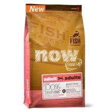 Now Fresh Grain Free Fish Adult Recipe DF беззерновой корм для взрослых собак с форелью и лососем 2,72 кг (11,35 кг)