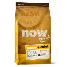 Now Fresh Puppy Recipe Grain Free беззерновой корм для щенков с индейкой, уткой и овощами 2, 72 кг ( 5,45 кг, 11,35 кг)