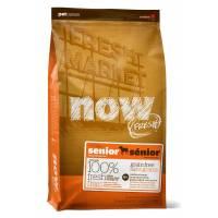Now Fresh Senior Recipe Grain Free - Беззерновой корм для пожилых собак и собак, склонных к избыточному весу с индейкой, уткой и овощами 2,72 кг (5,45 кг) (11,35 кг)