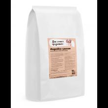 Для самых преданных™ корм для собак всех пород Индейка с рисом 15 кг.