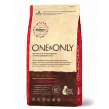 ONE&ONLY lamb & Rice Adult All Breeds сухой корм для собак всех пород, ягненок с рисом - 1 кг (3 кг), (12 кг)