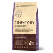 ONE&ONLY turkey & Rice Adult Large Breeds сухой корм для собак крупных пород, индейка с рисом - 3 кг (12 кг)