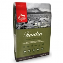 Orijen Cat Tundra корм для кошек всех пород и возрастов 340 гр (1,8 кг) (5,4 кг)