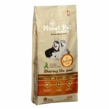 Planet Pet Chicken & Rice For Active Dogs сухой корм для активных собак с курицей и рисом 15 кг