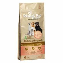 Planet Pet Salmon & Potato For Adult Dog сухой корм для взрослых собак с лососем и картофелем 3 кг (15 кг)