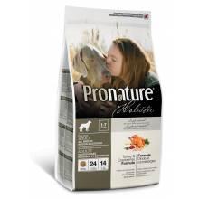 Pronature Holistic Adult All Breed — Turkey & Cranberries сухой корм для собак с индейкой и клюквой 6,8 кг (13,6 кг)