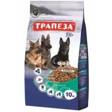 Трапеза Био сухой корм для собак с говядиной 10 кг