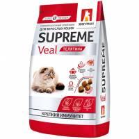 Зоогурман сухой корм для взрослых кошек с телятиной 1,5 кг (10 кг)